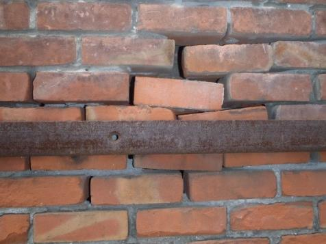 100 Year Old Brickwork