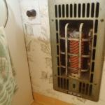 Old Electric Heaters